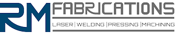 RM Fabrication – Laser Cutting and Fabrication Specialists Logo