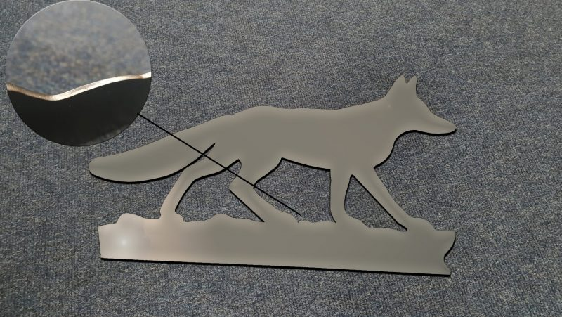 Laser cutting services UK